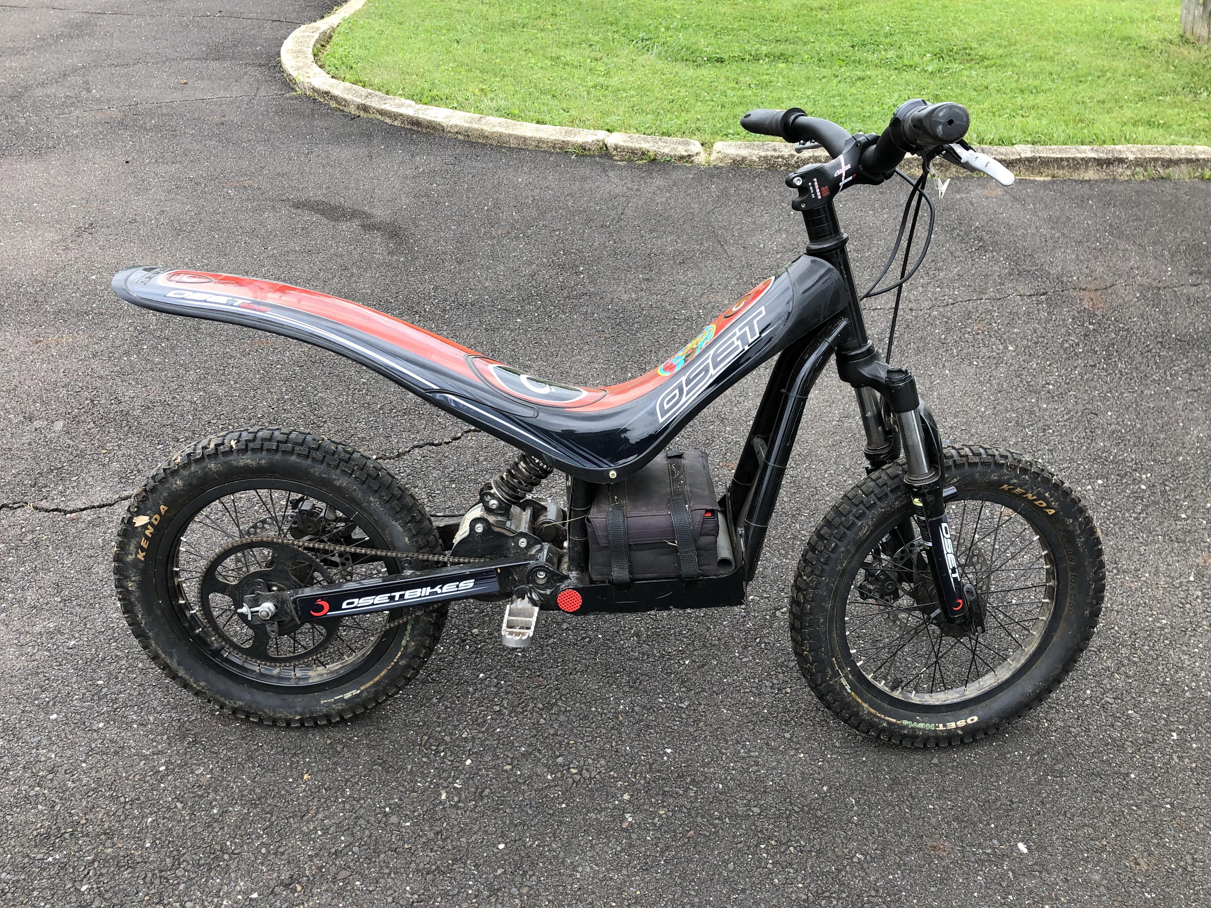 """27bc2373cde D6 Trials – Motorcycle Trials » 2012 16"""" Oset Trials Bike $700"""